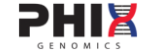 PHIX Genomics mini logo